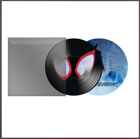 Various Artists - Spider-Man: Into the Spider-Verse (Original Motion Picture Soundtrack) - (Picture Disc Vinyl LP) (Vinyl)