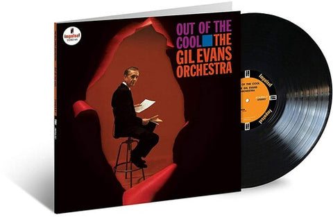 Gil Evans Orchestra - Out Of The Cool -  (Vinyl)