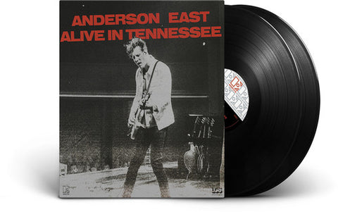 Anderson East - Alive In Tennessee -  (Vinyl)