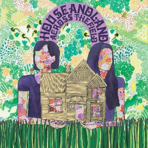 HOUSE AND LAND - Across The Field - (Digital Download Card) (Vinyl)
