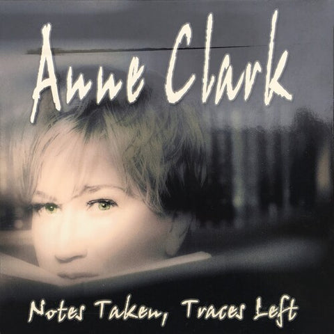 Anne Clark - Notes Taken, Traces Left -  (CD)