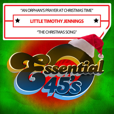 Little Timothy Jennings - An Orphan's Prayer At Christmas Time /  The Christmas Song (Digital 45) - (Manufactured on Demand) (CD)