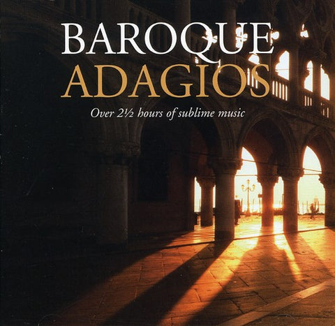 Various Artists - Baroque Adagios /  Various -  (CD)