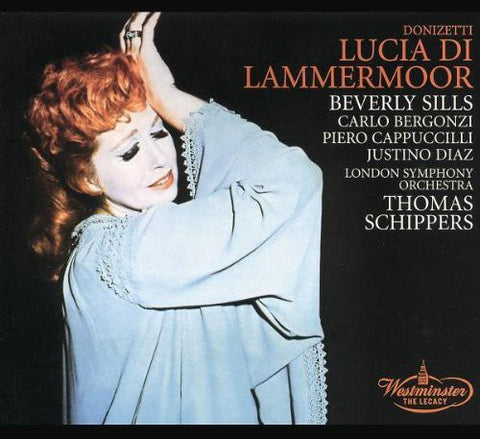 Thomas Schippers - Lucia Di Lammermoor -  (CD)