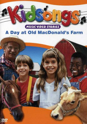 Kidsongs: Day at Old MacDonald's Farm -   (DVD)