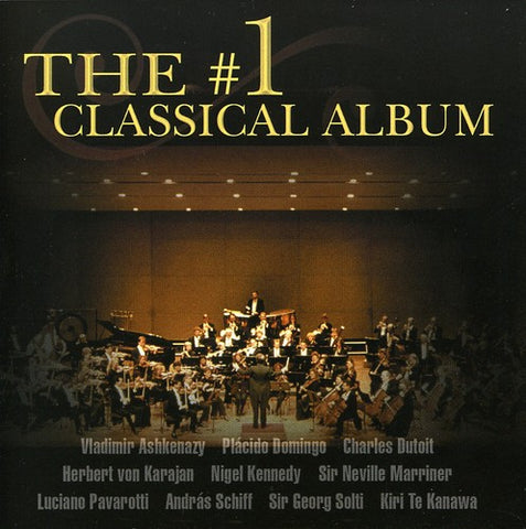 Various Artists - #1 Classical Album /  Various -  (CD)