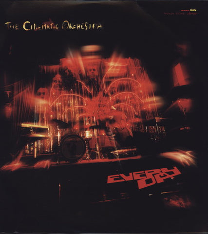 The Cinematic Orchestra - Everyday - (180 Gram Vinyl, Downloadable Bonus Tracks) (Vinyl)
