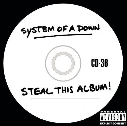 System of a Down - Steal This Album [Explicit Content] - (Paexp) (CD)