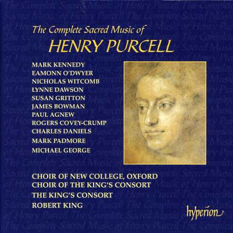 King's College Choir of Cambridge - Sacred Music Complete -  (CD)