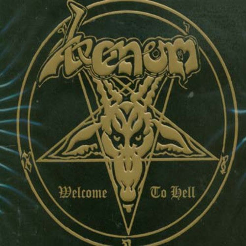 Venom - Welcome to Hell 2 -  (CD)