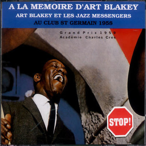Art Blakey - Au Club St. Germaine 58 [Import] - (France - Import) (CD)