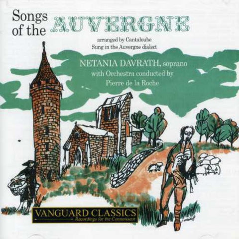 Harry Pearson - Songs of the Auvergne -  (CD)