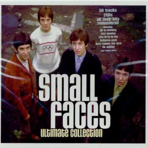 Small Faces - Ultimate Collection [Import] -  (CD)