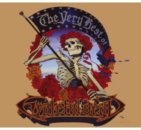Grateful Dead - Very Best of Grateful Dead - (Remastered) (CD)