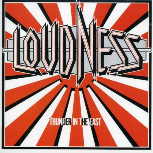 Loudness - Thunder in the East -  (CD)