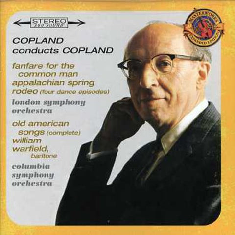 Aaron Copland - Copland Conducts Copland: Fanfare /  Appalachian -  (CD)