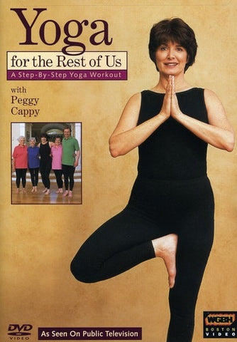 Yoga for the Rest of Us -   (DVD)