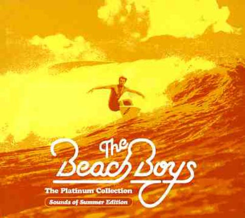The Beach Boys - Platinum Collection: Sounds of Summer Edition [Import] - (Holland - Import) (CD)