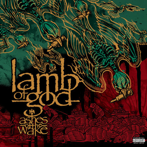 Lamb of God - Ashes of the Wake [Explicit Content] - (Paexp) (CD)