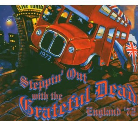 The Grateful Dead - Steppin' Out with the Grateful Dead [Import] - (Germany - Import) (CD)