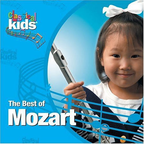 W.a. Mozart - Best of Classical Kids: Wolfgang Amadeus Mozart -  (CD)