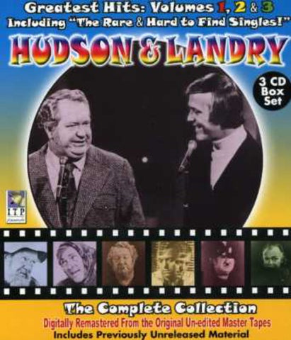 Hudson & Landry - Complete Collection - (Boxed Set) (CD)