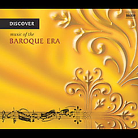 Various Artists - Discover Baroque Music /  Various -  (CD)