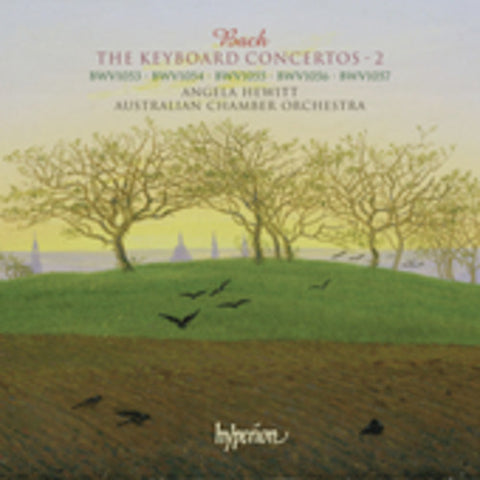J.S. Bach - Keyboard Concertos 2 2-6 -  (CD)