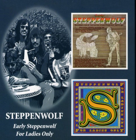 Steppenwolf - Early Steppenwolf: For Ladies Only [Import] - (United Kingdom - Import) (CD)