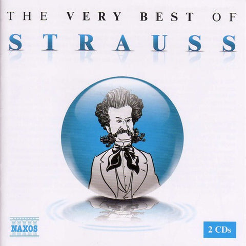 Strauss - Very Best of Johann Strauss -  (CD)