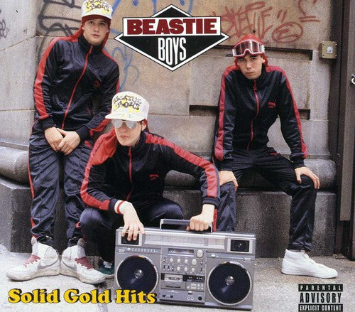 Beastie Boys - Solid Gold Hits [Explicit Content] - (Digipack Packaging, Paexp) (CD)