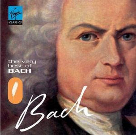 Very Best of Bach - Very Best of Bach -  (CD)