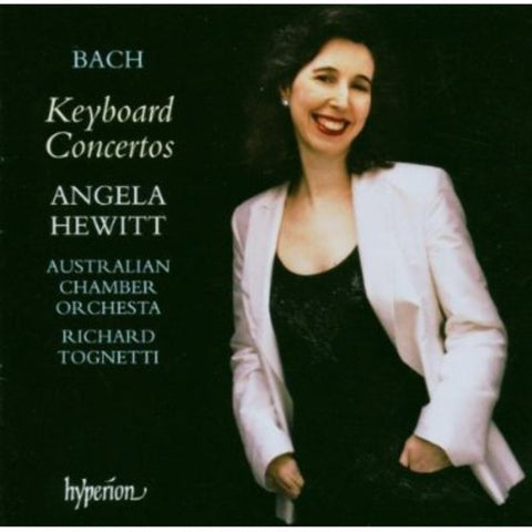 J.S. Bach - Keyboard Concertos 1-7 -  (CD)