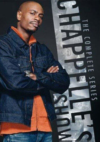 Chappelle's Show: The Complete Series - (Boxed Set, Gift Set, Full Frame, Repackaged) (DVD)