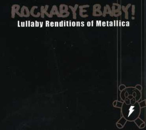Steven Charles Boone - Lullaby Renditions Of Metallica -  (CD)
