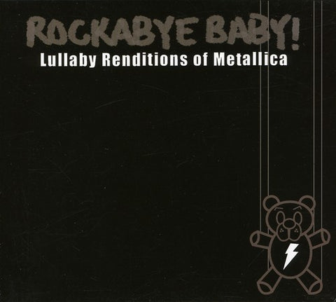 Andrew Bissell - Lullaby Renditions Of Metallica -  (CD)