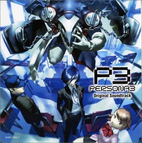 Persona 3 - Persona 3 (Original Soundtrack) [Import] - (Japan - Import) (CD)