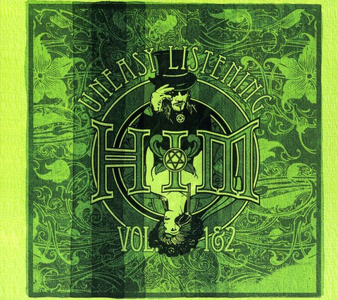 H.I.M. - Vol. 1-2-Uneasy Listening [Import] - (Holland - Import) (CD)