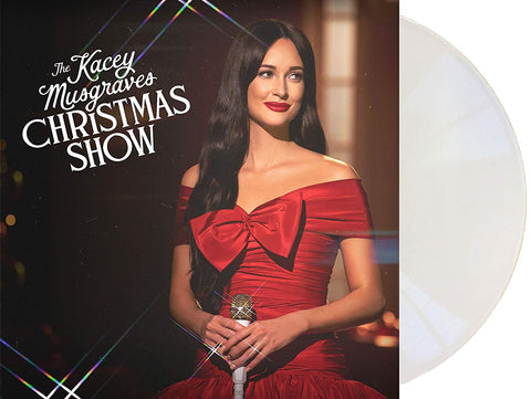 Kacey Musgraves - The Kacey Musgraves Christmas Show [LP] [White] ((Vinyl))