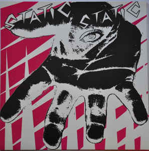 "Static Static - Black Fingers / Electric We Get (7"")"
