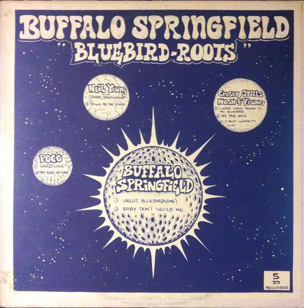 Buffalo Springfield - Bluebird Roots (LP, Vinyl)