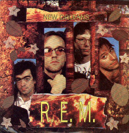 R.E.M. - New Orleans (Vinyl, 2LP, Album)
