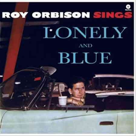Roy Orbison - Lonely And Blue + 4 Bonus Tracks ((Vinyl))