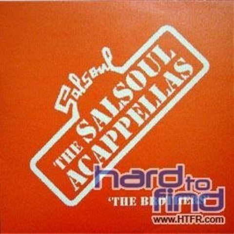 Salsoul Pts: Salsoul Acappellas 2 - The Brothas - SALSOUL PTS: SALSOUL ACAPPELLAS 2 - THE BROTHAS ((Vinyl))
