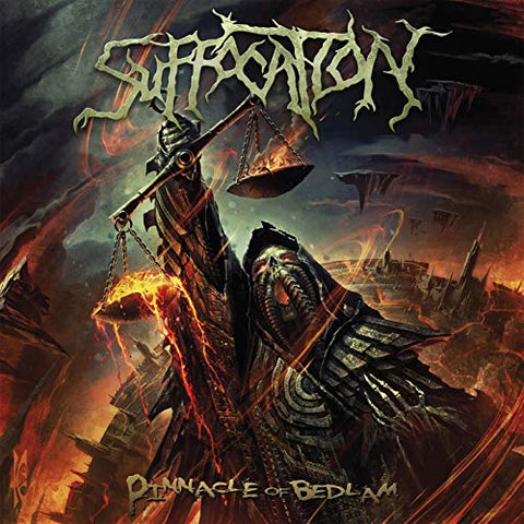 Suffocation - Pinnacle Of Bedlam ((Vinyl))