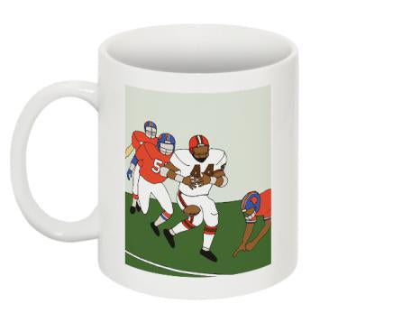 """The Fumble"" Coffee Mug"