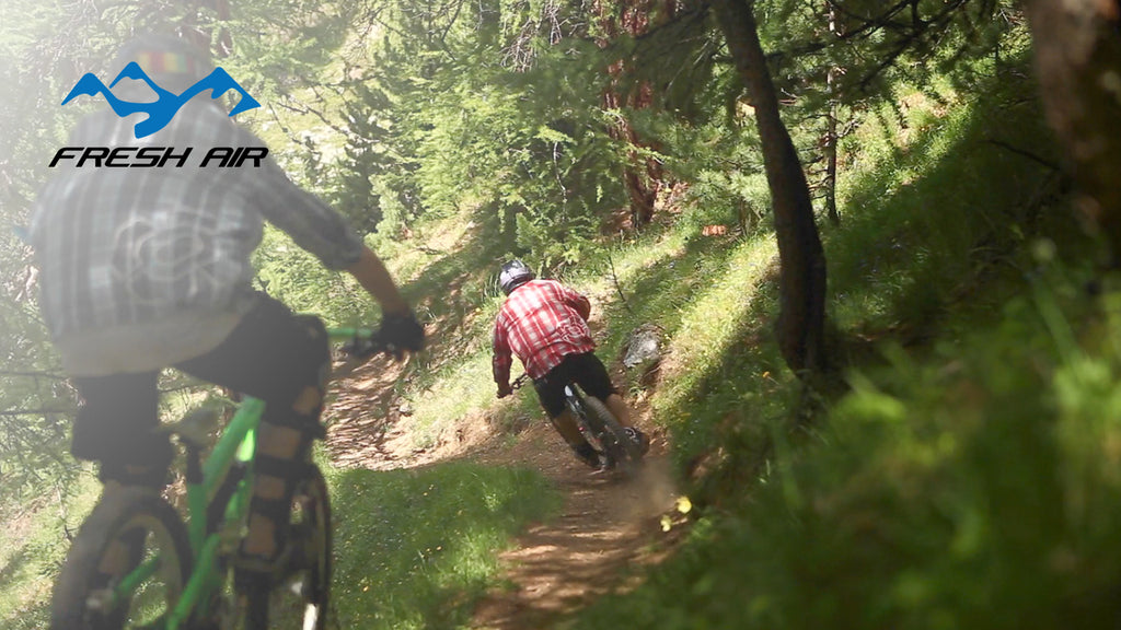 Fresh Air Vlog: Chicks in the Sticks, Mountain Biking, Family Vacations, and Trek Bikes