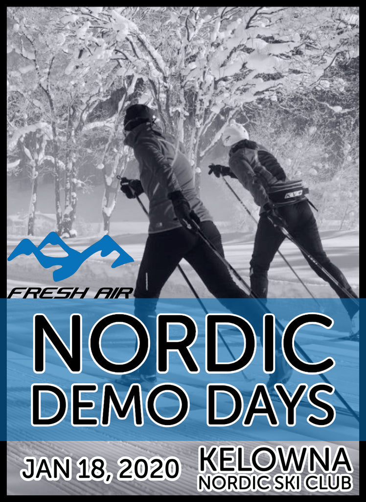 Fresh Air Nordic Demo Days