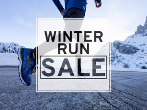Winter Run Sale