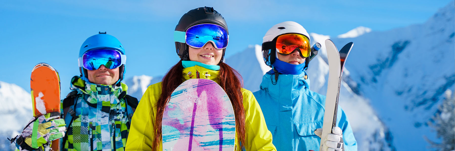 Winter Sports Product at Fresh Air Kelowna